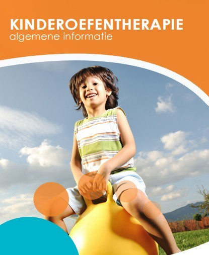 Folder kinderoefentherapie